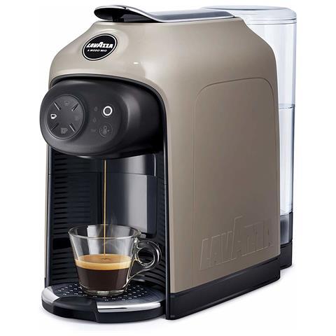 Macchina da Caffè Espresso Automatica Idola A Modo Mio Serbatoio 1.1 Lt. Potenza 1500 Watt Colore Grigio
