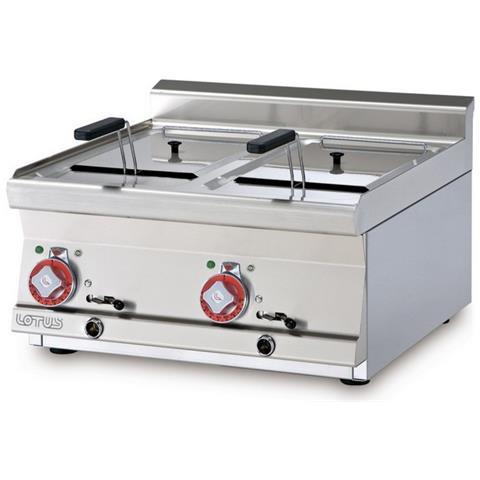 Friggitrice Elettrica Professionale Afp / F2/10t-66em