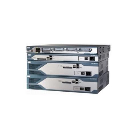 Cisco 2801, Ethernet, Fast Ethernet, SNMP 3, 0 - 40 °C, 10 - 85%, AC 120/230 V (50/60 Hz)...