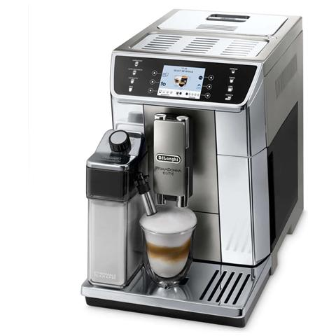 PrimaDonna Elite ECAM 650.55. MS Macchina per Caffè Automatica per Espresso Capacità 2 Litri