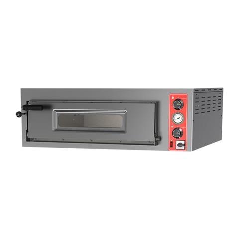 Forno Pizza Pizzeria Elettrico 6 Pizze 400 Volt Rs0949