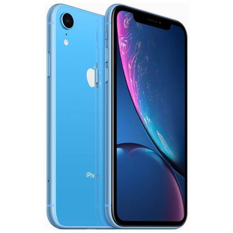 Apple iPhone XR 64Gb Blu (Ricondizionato GOLD)
