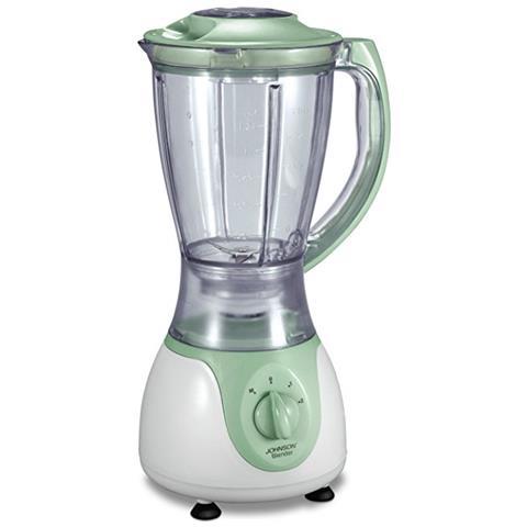 Blender Mixer Frullatore Johnson Smoothie Maker 1,5 L 350 Watt Frappe Frullati