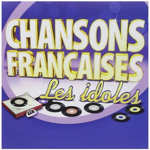 WAGRAM Chansons Francaises - Les Idoles : Hallyday, Lio