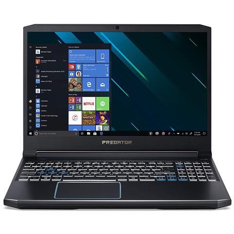 Image of Notebook Predator Helios 300 PH315-52-70M5 Monitor 15,6'' Full HD Intel Core i7-9750H Ram 16 GB SSD 512 GB Nvidia GeForce GTX 1660Ti 6 GB 1xUSB 3.1 3xUSB 3.0 Windows 10 Home