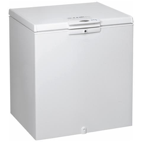 Congelatore Orizzontale WH 2011A+E 6° Senso Classe A+ Capacità Lorda / Netta 207/204 Colore Bianco