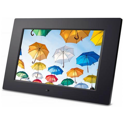 Cornice Digitale DigiFrame 1060 Display 10.1'' Risoluzione 1024x600 Memoria 4GB colore Ner...