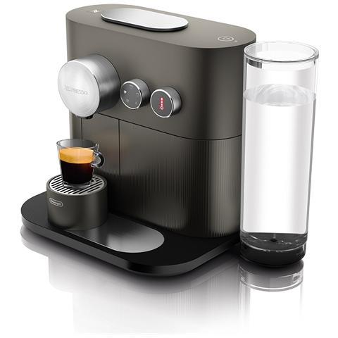 EN350. G Expert Macchina Caffè Nespresso Pressione 19 Bar Colore Antracite