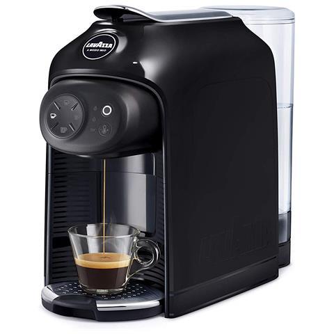 Macchina da Caffè Espresso Automatica Idola A Modo Mio Serbatoio 1.1 Lt. Potenza 1500 Watt Colore Nero