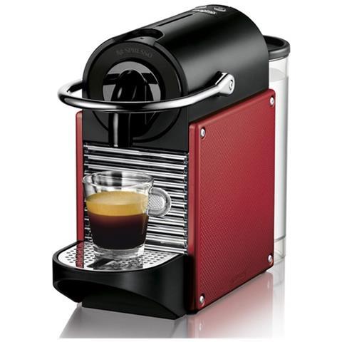 Nespresso Pixie Carmin M110