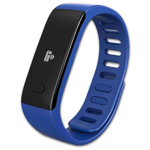 MYKRONOZ ZeFit con Bluetooth Sonno e Attività Giornaliera colore Blu