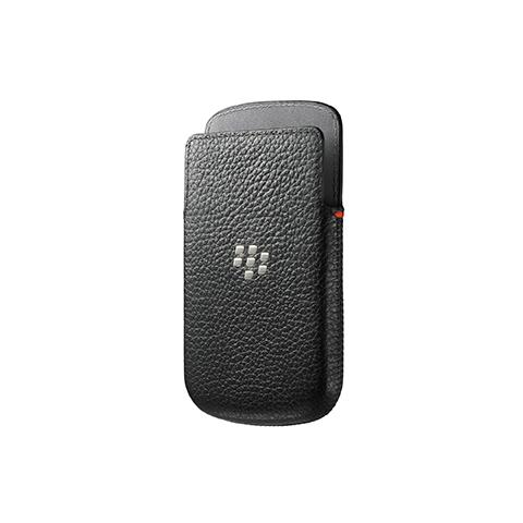 BLACKBERRY Custodia Originale per Q10 - Nero