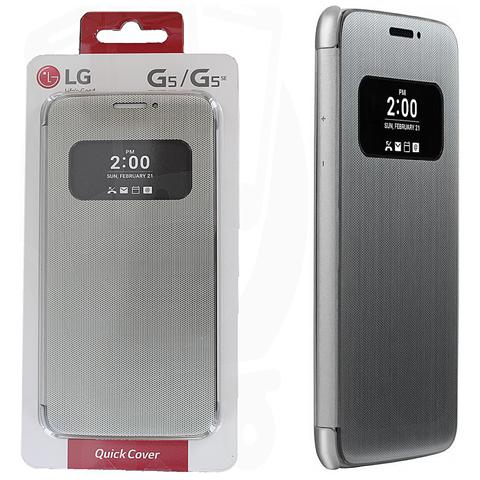 LG Cover Silver G5 / G5 Se