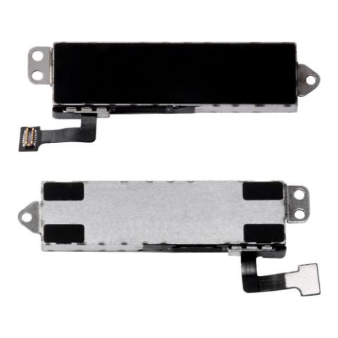 MICROSPAREPARTS MOBILE MOBX-IP7G-INT-8 Motore a vibrazione Nero, Argento 1pezzo (i) ricambio per cellulare