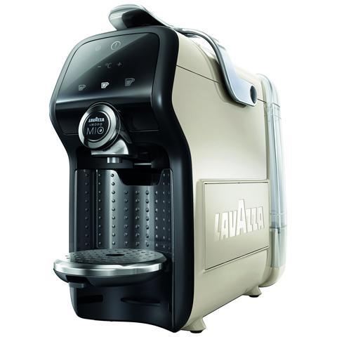 MAGIA WHITE Magia Creamy White A Modo Mio Macchina da Caffè Espresso Automatica Serbatoio 0.85 Litro Potenza 1200 Watt