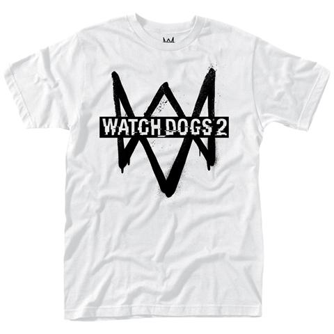 PHM Watch Dogs 2 - Logo (T-Shirt Unisex Tg. S)