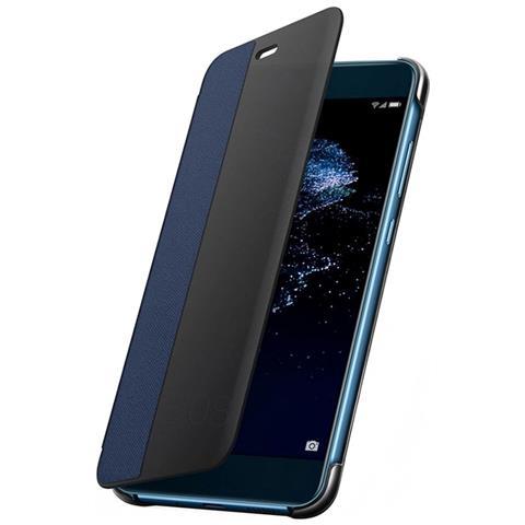 HUAWEI Smart view Flip Cover Custodia per P10 Lite - Blu