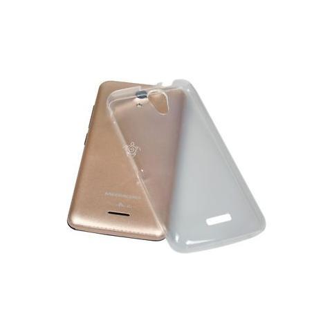 MEDIACOM Cover in Silicone per PhonePad G410 Trasparente