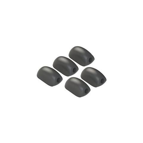 FLOOME Kit di 5 Beccucci di Ricambio per Smartphone Colore Nero