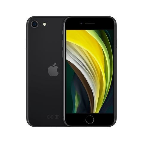 Image of iPhone SE 2 64 GB Nero