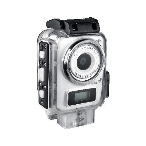 "GENIUS Life Shot FHD300, 1920 x 1080 Pixels, H. 264, CMOS, 8 MP, 1/0,126 mm (1/3.2"") , JPG"