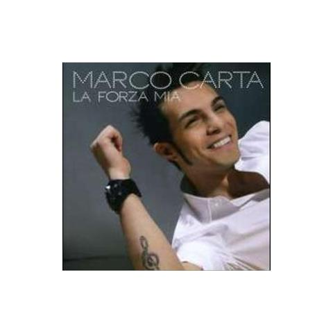 WARNER BROS Cd Carta Marco - La Forza Mia