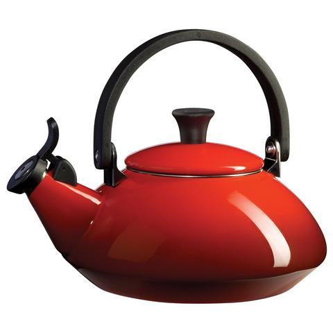 Bollitore Capacità 1,5 Colore Rosso Ciliegia - Modello Zen
