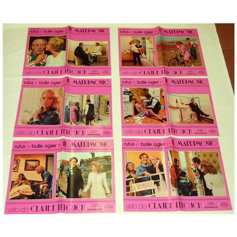 Vendilosubito Foto Busta Completo Originale Del Film Il Matrimonio