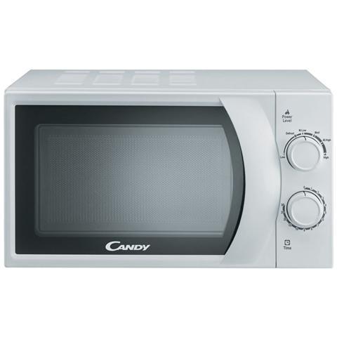 CMW2070M Forno Microonde Potenza 700 Watt Capacità 20 Litri Colore Bianco