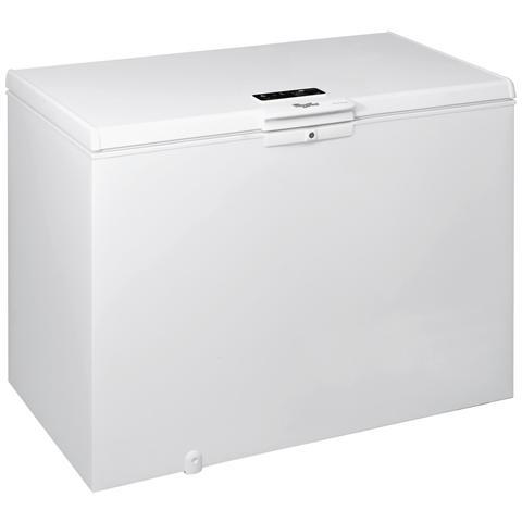 Congelatore Orizzontale WHE39392T 6° Senso Classe A++ Capacità Lorda / Netta 395 / 390 Litri Colore Bianco