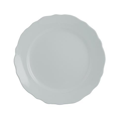 H&H Set 6 Piatti Frutta Ceramica Vanigl Azzurro Tableware