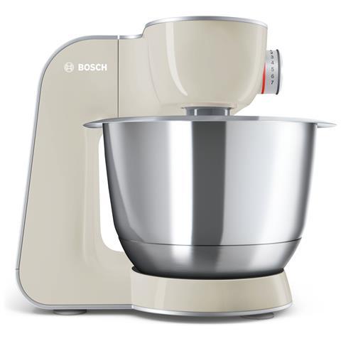 Robot da Cucina MUM58L20 Capacità 3.9 L Potenza 1000 W Colore Grigio / Acciaio Inox / Bianco