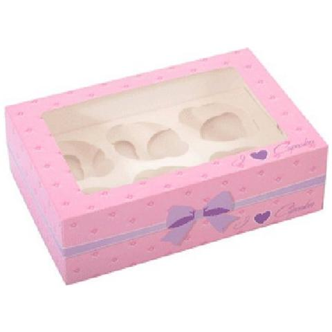 Scatola Per Confezionare Muffin E Cupcake