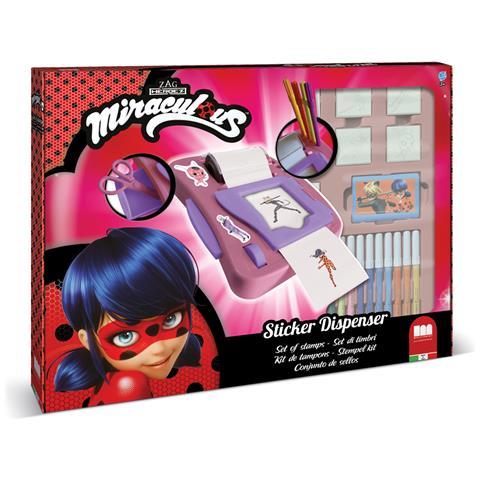 MULTIPRINT 8965 - Sticker Machine - Miraculous