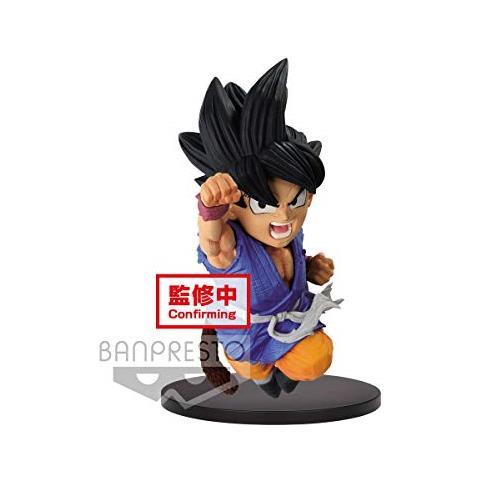 NAMCO Banpresto- Son Goku Statuetta Da Collezione, Multicolore, 19936