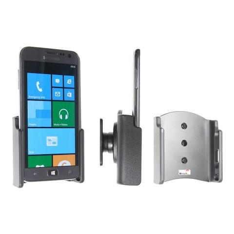 Brodit 511486 Auto Passive holder Grigio supporto per personal communication