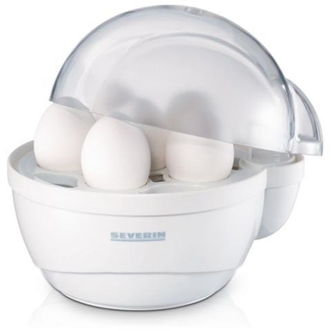 EK3050 Cuociuova Automatico Capacità 6 Uova Colore Bianco