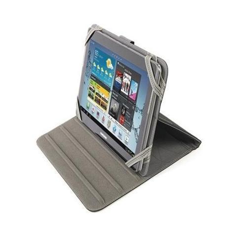 Tucano Custodia Universale Per Tablet 8 Con Chiusura Magnetica E Stand Up Interno Nero