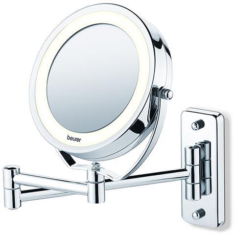 BEURER Specchio Cosmetico Illuminato 2 in 1