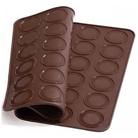 Tappeto In Silicone Per Realizzare Macarons Pavoni