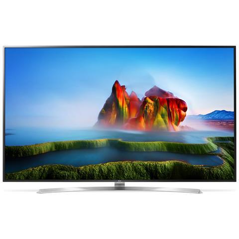 "LG TV LED Ultra HD 4K 75"" 75SJ955V Smart TV UltraSlim"