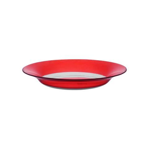 Toninelli Invitation Rosso-confezione 6 Fondi Cm. 22 10331