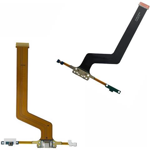 digital bay Ricambio Connettore Carica Flex Cable Porta Charging Dock Flat Per Samsung Galaxy Tab Pro 10.1 Sm-t520 Sm-t525