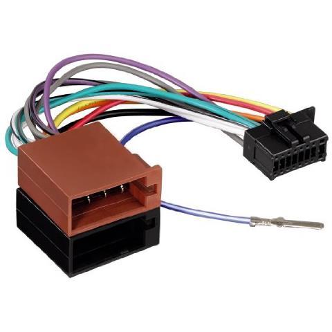 HAMA 00107222, Nero, Multicolore, Pioneer DEH 2200UB / P2220UB / 2200UBB / 3200UB / 4200SD / 5200SD / 7200SD