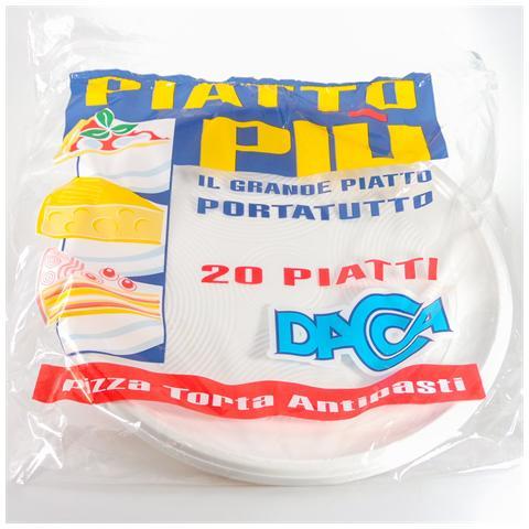 Dacca Pizza Dm 32 Bianco 20pz
