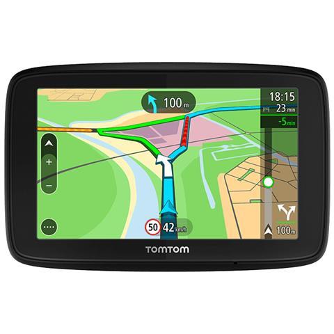 Via 53 Navigatore per Auto Display 5'' Memoria 16GB +Slot MicroSD + Wi-Fi e Bluetooth con...