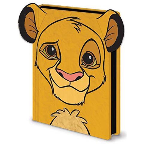 PYRAMID INTERNATIONAL Taccuino A5 Premium - Le Roi Lion (simba)