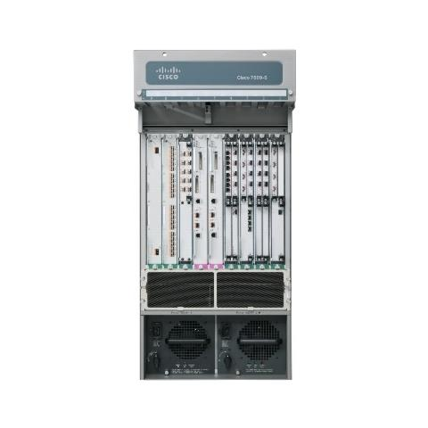 Cisco 7609-S 21U telaio dell'apparecchiatura di rete