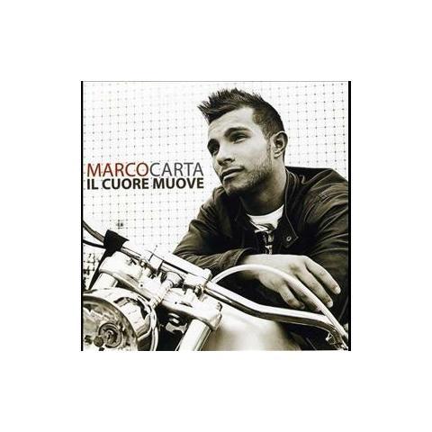 WARNER BROS Cd Carta Marco - Il Cuore Muove