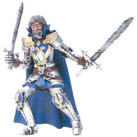 Plastoy 61514 - Cavalieri - Il Cavaliere Blu